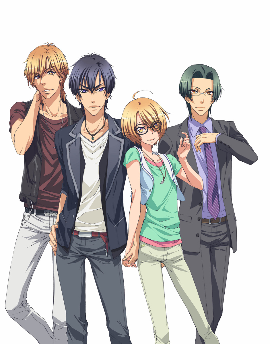 LOVE STAGE!! 신 키비주얼, ON AIR, STAFF