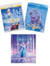 일본판 겨울왕국 블루레이 발매일 및 스펙 정보