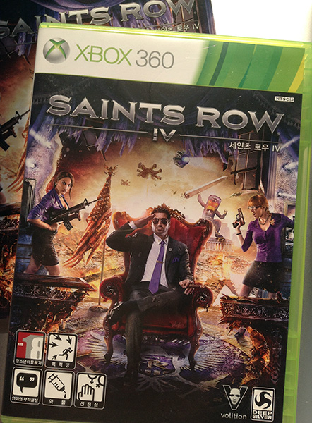 [xb360] Saints Row IV