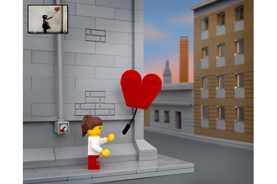 - Banksy Street Art Pieces Reimagined with..