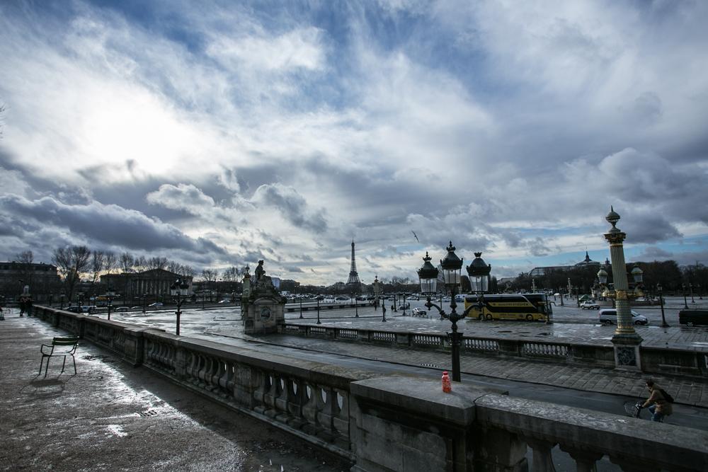 [3주간의 유럽여행] (16) 파리에서 날씨 흐린 ..