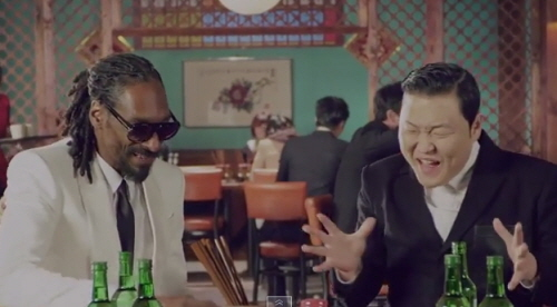 싸이(Psy) - Hangover (feat. Snoop Do..