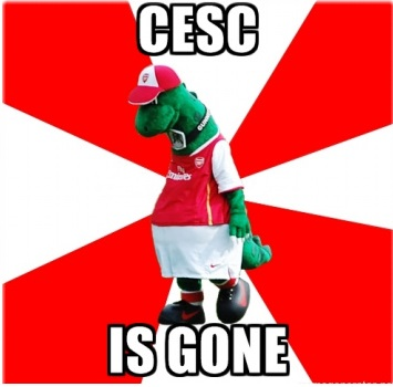 Cesc Cesc Cesc...