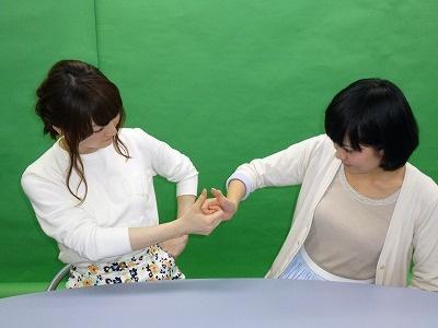 성우 하나자와 카나 & 카네모토 히사코씨의 사진