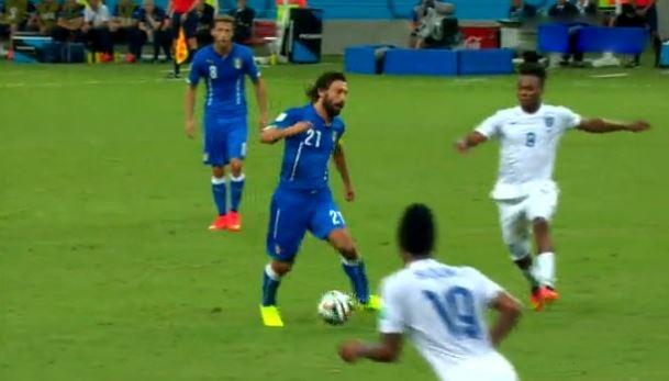 [브라질월드컵] 이탈리아 2:1 승리 vs 잉글랜드