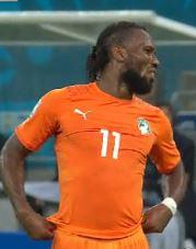 [브라질월드컵] 코트디부아르 2:1 승리 vs 일본