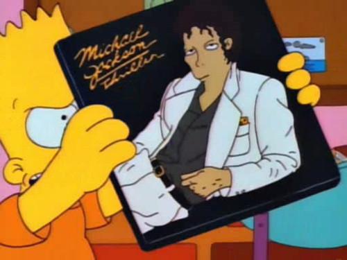 Michael Jackson (feat. Bart Simpson) - ..