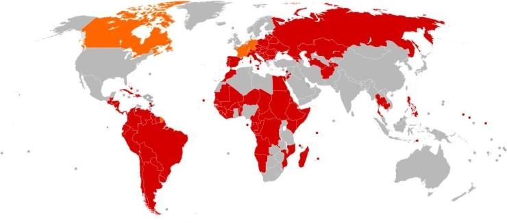 영토 없는 나라, 몰타 기사단