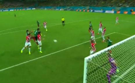 [브라질월드컵] 멕시코 3:1 승리 vs 크로아티아