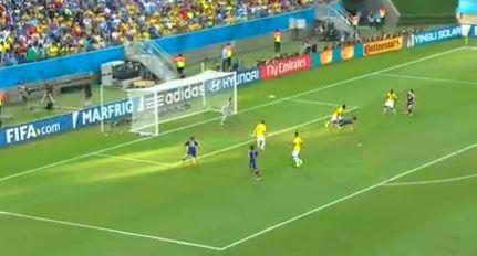[브라질월드컵] 콜롬비아 4:1 승리 vs 일본
