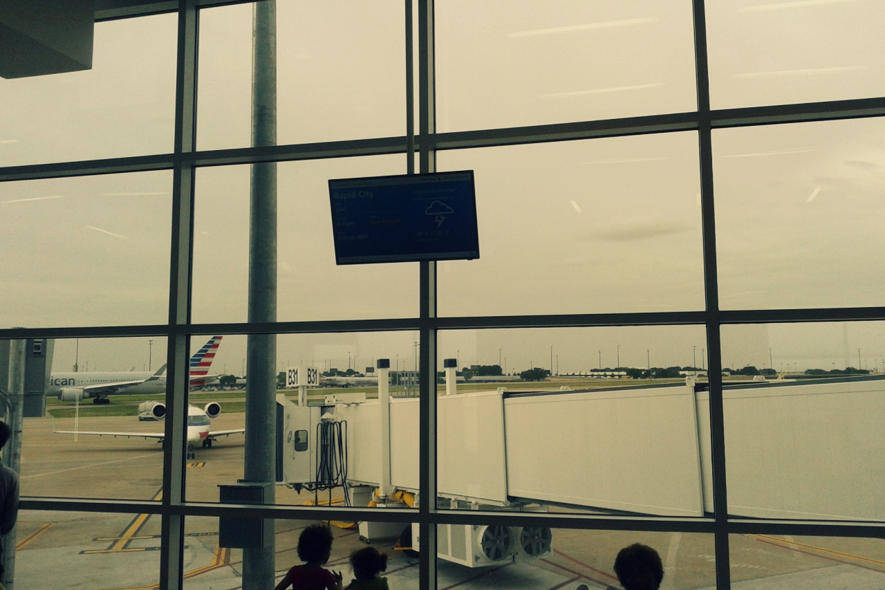 미국 출장기 2 : 달라스 공항 왜이리 추움요??????