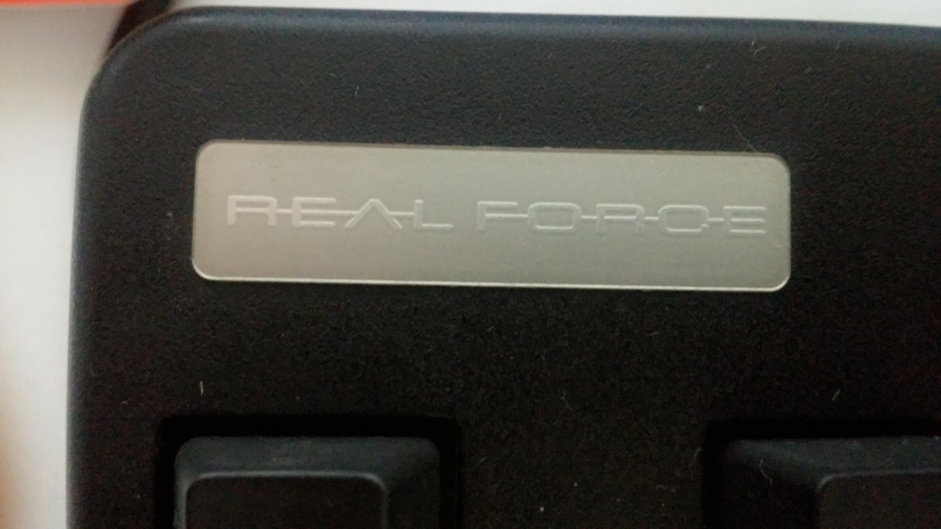 Topre Realforce 101 Black