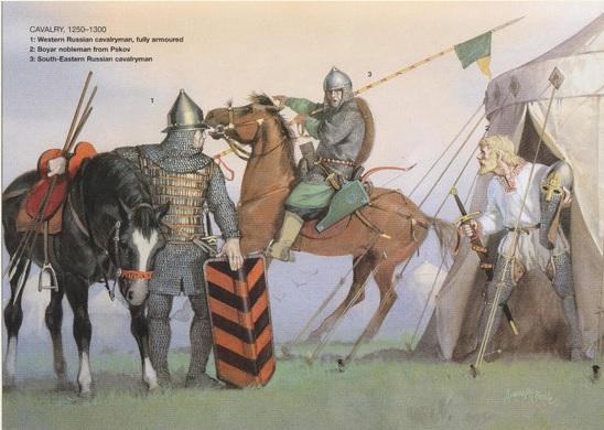 러시아 역사 이야기 11. 맹수 우리에서 살아남기.