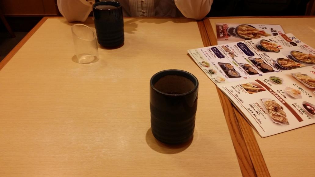2014 중 일본여행 - 5. 텐동 텐야에서 저녁을.