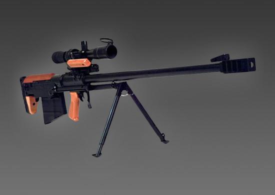 동부군관구는 포기하지 않는다 - ASVK 12.7mm 중..