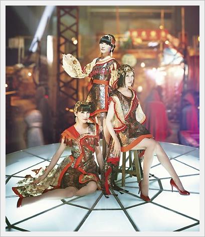 Perfume, 'Cling Cling' 신곡 4곡을 수록. 강력한 ..