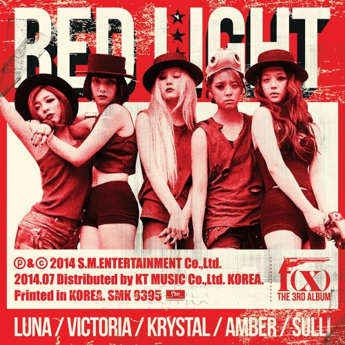 [리뷰] f(x) 'Red Light'