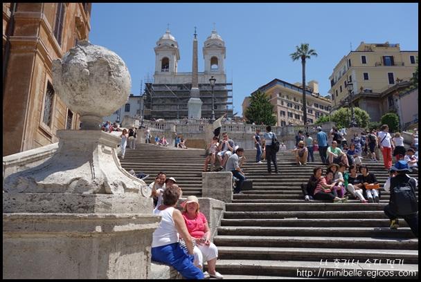 로마는 공사중