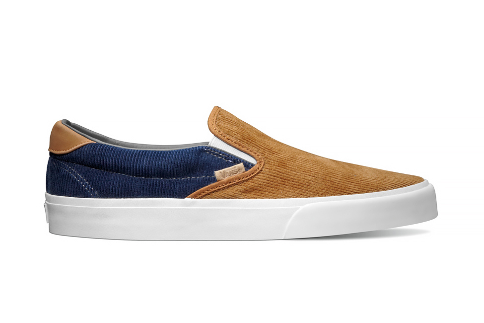 "- Vans California 2014 Fall ""Material Mixup"" .."