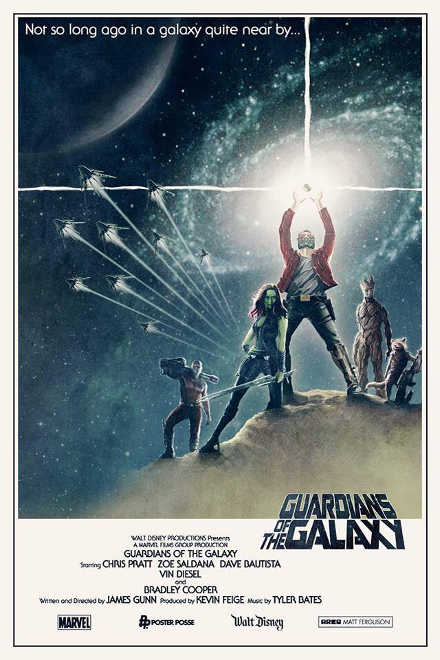 가디언즈 오브 갤럭시 [Guardians of the Galaxy..