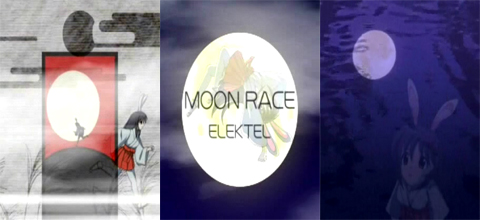 Music Junknote 465 // MOON RACE