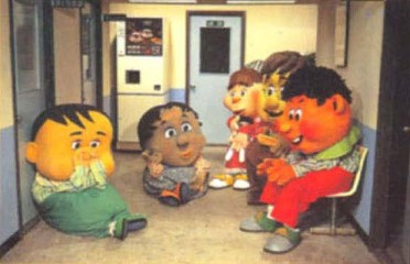 기억하시나요? MBC 어린이 인형극《태극아이 505》