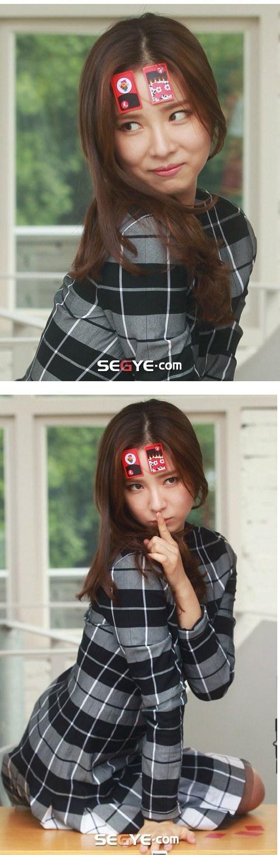 이색적인 신세경의 타짜2 홍보 사진.jpg