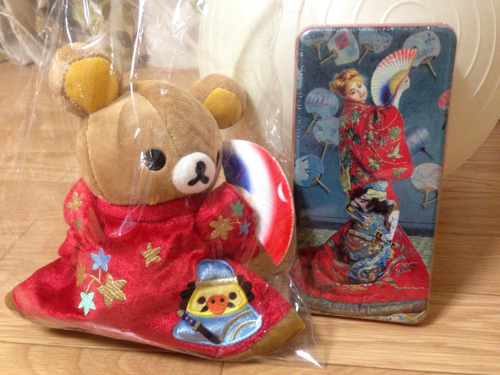 리락쿠마 - 일본 의상을 입은 카미유 버전