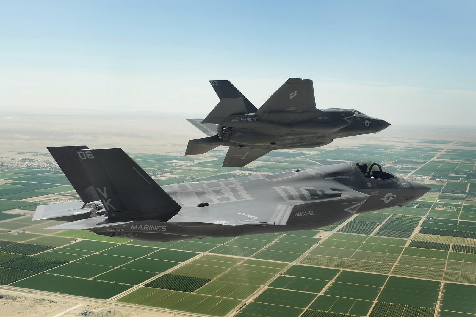 또다른 일정 지연에 직면한 F-35B 전투기