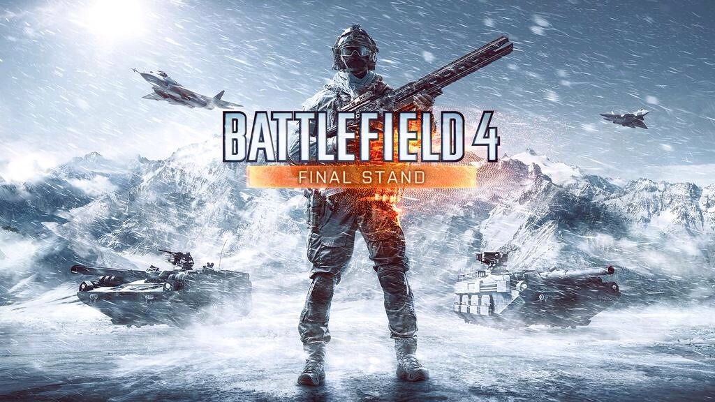 Battle field 4 파이널 스탠드 신맵 영상 & 신무기 영상