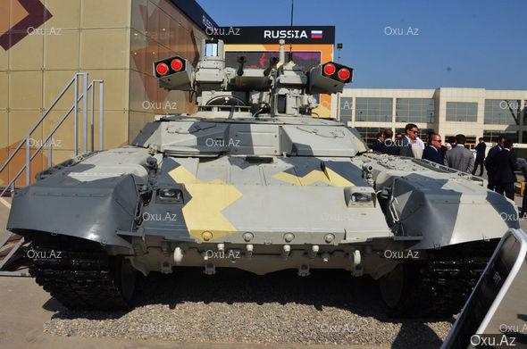 러시아는 아제르바이잔에게 'T-72 대규모 현대화'을..