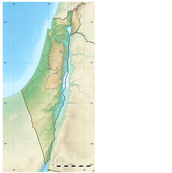[세계] 팔레스타인 지역 인구수 변천사 (벨푸어 선..
