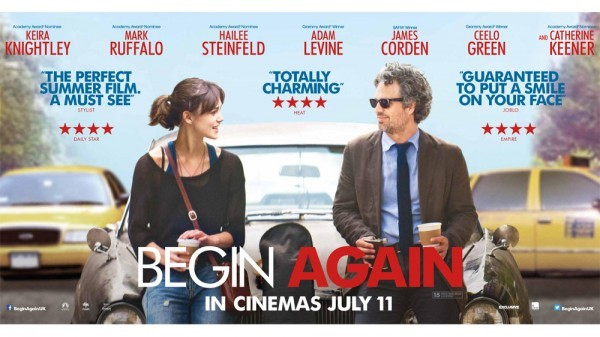 [Review] 비긴 어게인(Begin Again) OST