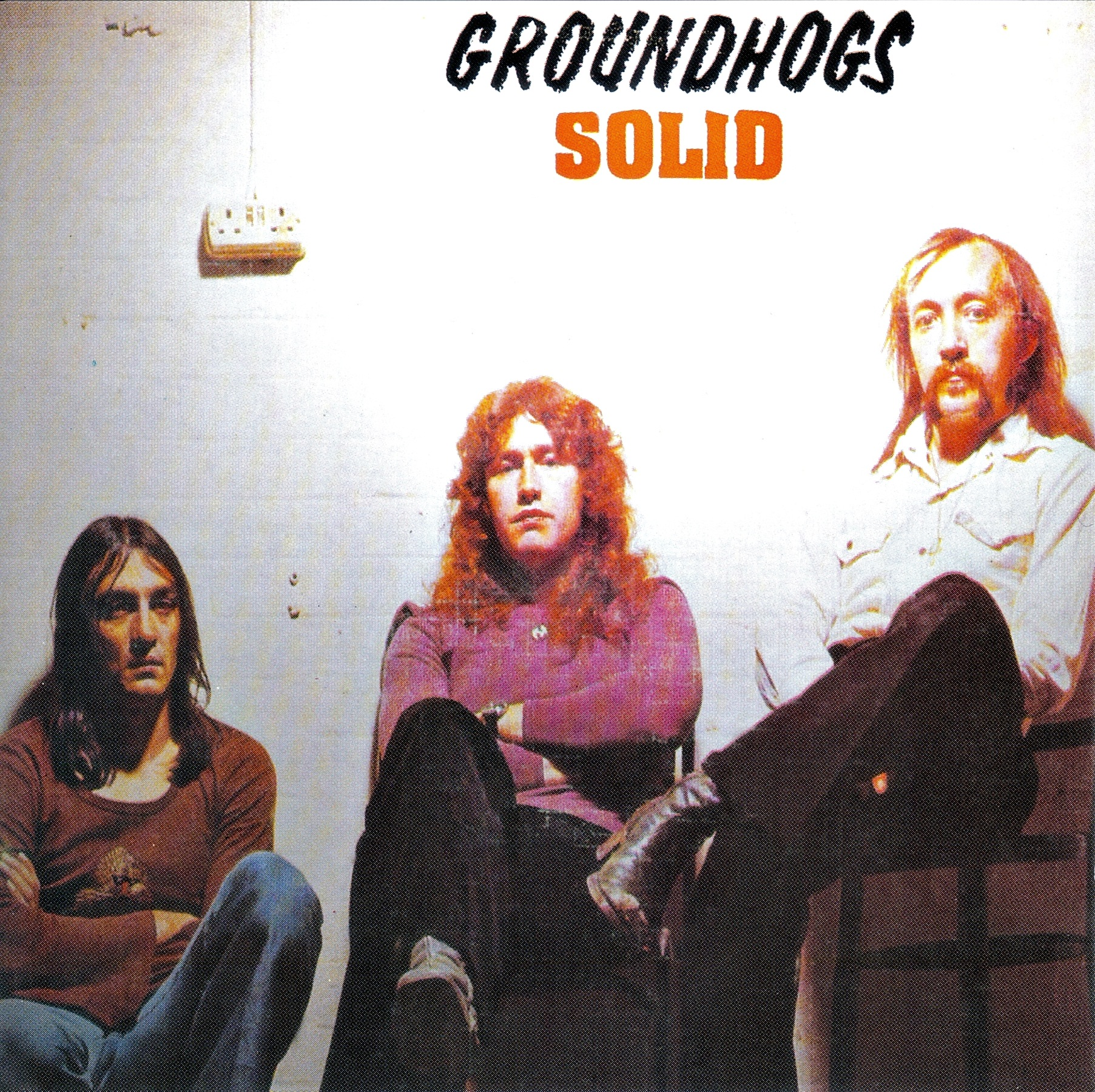 Groundhogs - Snow Storm