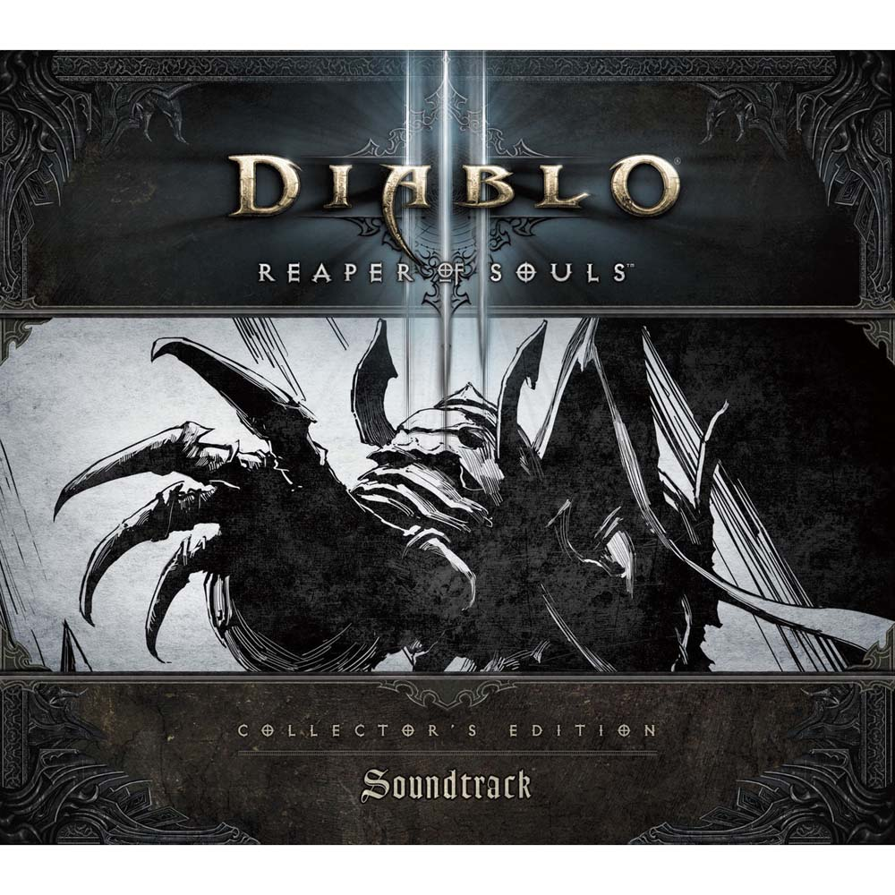 Diablo III: Reaper of Souls Collector's Edition..