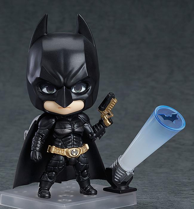 다크나이트 라이즈, '배트맨' 넨드로이드가 귀엽네요.