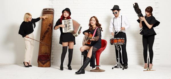 프로그레시브 국악 밴드 '타니모션' 단독공연 개최
