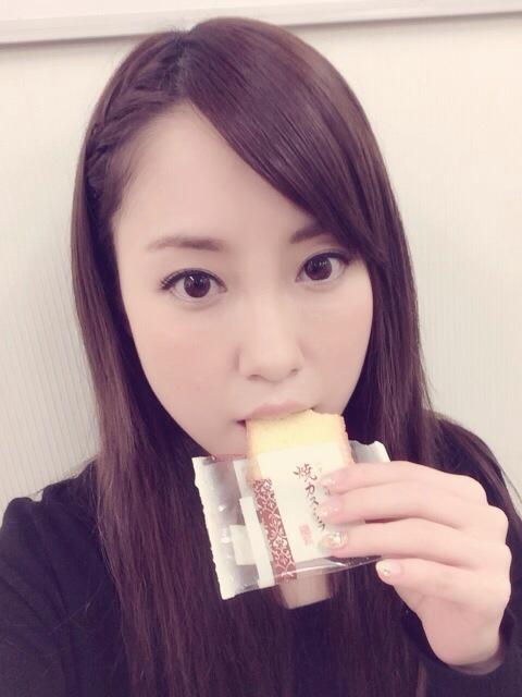성우 후쿠하라 카오리씨가 자신의 트위터에 올린 사진