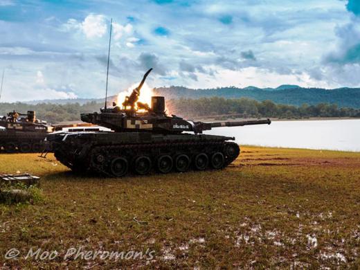 왜 이번 ATO에 T-84가 나오지 않았는가?