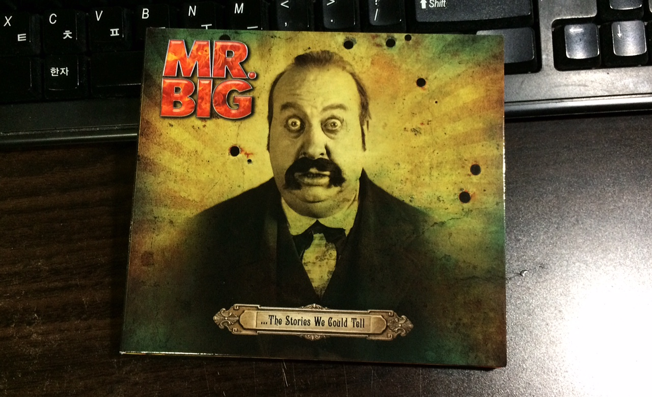 The Stories We Could Tell - Mr. Big / 2014