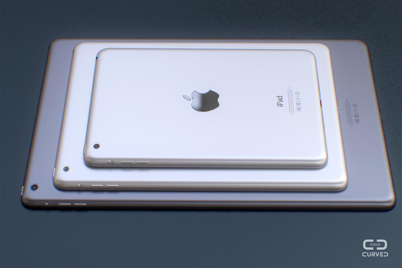 iPad Pro는 12.2인치에 스테레오 스피커를 탑재?