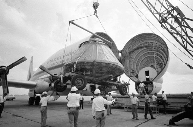 아폴로 우주선과 오리온 우주선의 비교