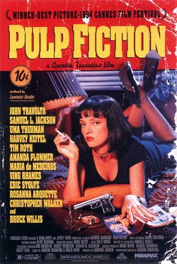 펄프픽션 Pulp Fiction (1994)