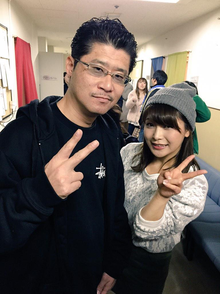 성우 코야마 츠요시 & 닛타 에미씨의 사진