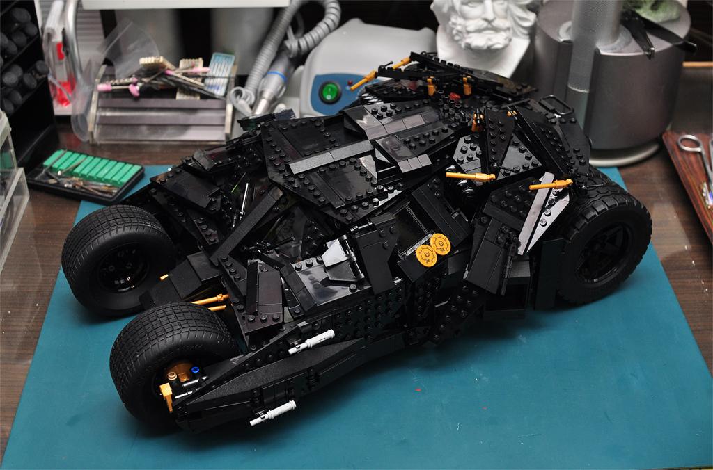 레고 76023 The Tumbler