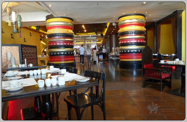 방콕 르부아 호텔 모주 에서의 아침 식사들 Breakfa..