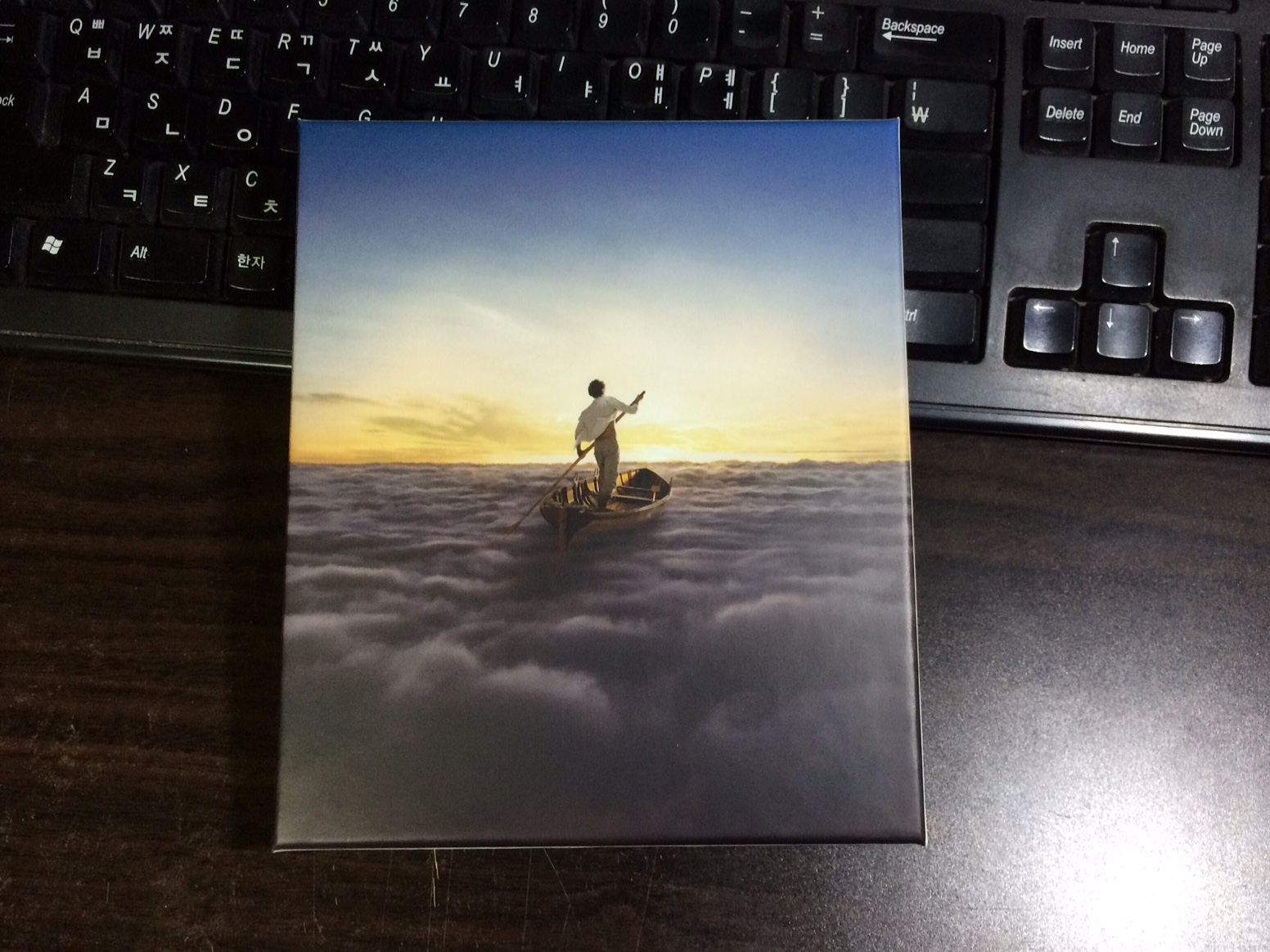 The Endless River - Pink Floyd / 2014
