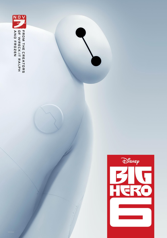 디즈니의 빅 히어로 6(Big Hero 6, 2014)