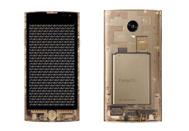 LG 신형 파이어폭스폰, 스팀펑크 디자인 채택?