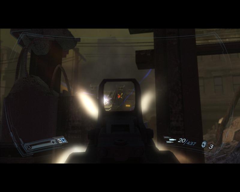 피어(F.E.A.R) 2, 게임 스크린 샷